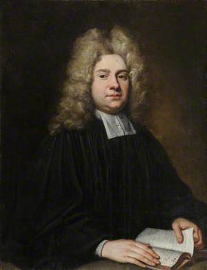 Laurence Echard (1670–1730), Resident at Christ's (1688–1696), Geographer and Historian, Chaplain to the Bishop of Lincoln