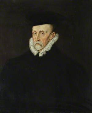 Sir Walter Mildmay (c.1522–1589), Fellow-Commoner, Royal Servant, Chancellor of the Exchequer (1566–1589), Founder of Emmanuel College (1584)