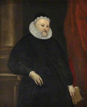 Sir Ranulphe Crewe (1558–1646), Speaker of the House of Commons (1614), Lord Chief Justice (1624/1625)