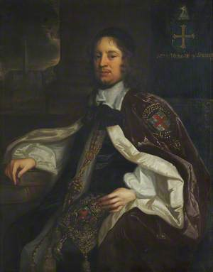 Seth Ward (1617–1689), Savilian Professor of Astronomy, Oxford (1649–1660), Bishop of Exeter and Salisbury
