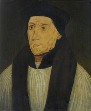 John Fisher (1459–1535), Bishop of Rochester, First Lady Margaret Professor of Divinity (1503), Roman Catholic Martyr