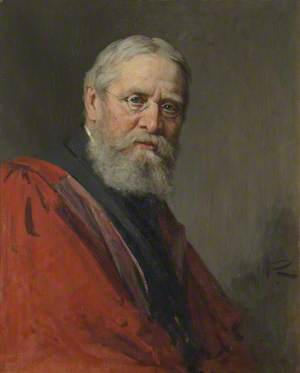 Dr John Peile (1838–1910), Master (1887–1910), Philologist, Vice-Chancellor of the University (1891–1893), President of Newnham College