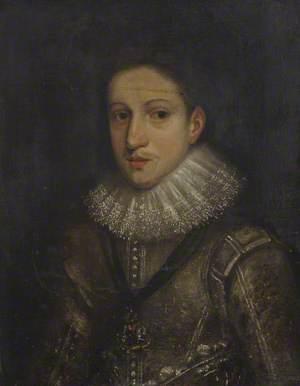 Charles I (1600–1649), when Duke of York