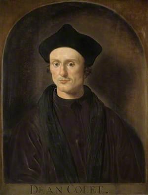 John Colet (1467–1519), Dean of St Paul's (1504/1505–1519), Founder of St Paul's School