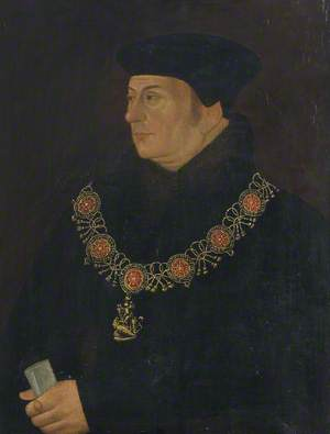 Thomas Cromwell (1485–1540), 1st Earl of Essex, Chief Minister to Henry VIII