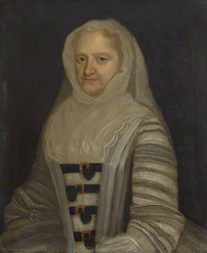 Catharine Trimnell (c.1682–1770), Wife of Thomas Green (c.1658–1738), Master (1698–1716)