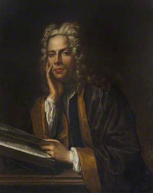 Stephen Hales (1677–1761), FRS, Scientist, Animal Physiologist, Fellow (1703–1709), Copley Medal (1739)