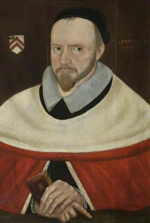 John Jegon (1550–1617), Master (1590–1602), Bishop of Norwich (1602–1617)