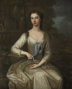 The Honourable Mrs Laura Keppel (1734–1814), Wife of Frederick Keppel (1729–1777), Bishop of Exeter (1762–1777)