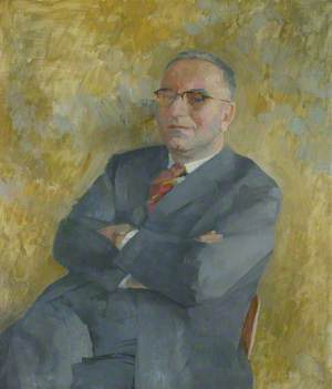 Sir Frank Corbould Lee (1903–1971), CMG, KCB, GCMG, Master (1962–1971)