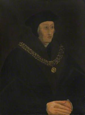 Sir Thomas More (1478–1535), Reformation Martyr, Lord Chancellor (1529–1532)