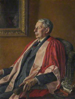 Sir George Paget Thomson (1892–1975), FRS, Master (1952–1962), Nobel Laureate in Physics (1937)