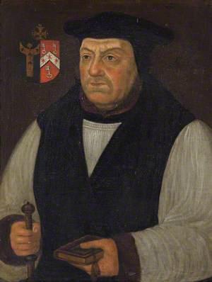 Matthew Parker (1504–1575), Master (1544–1553), Archbishop of Canterbury (1559–1575)