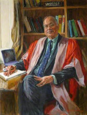 Haroon Ahmed (b.1936), Master (2000–2004), Professor of Microelectronics (1992–2004)