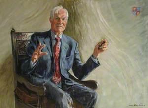 John C. Taylor (b.1933), CBE, Inventor, Honorary Fellow (since 2001)