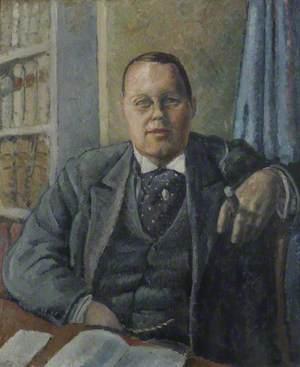 Sir Geoffrey Bulter (1887–1929), Fellow (1910–1929), University MP (1923–1926)