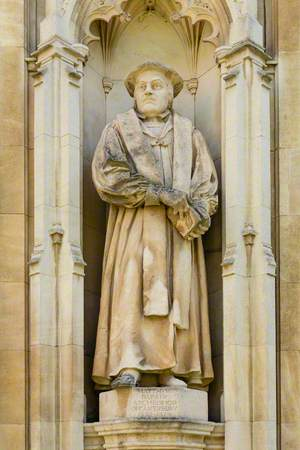 Matthew Parker (1504–1575), Archbishop of Canterbury (1559–1575)