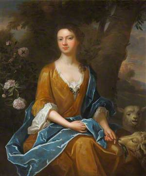 Mary Forester, Lady Downing (1687–1734)