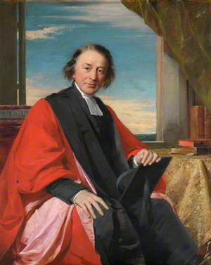 Thomas Worsley (1797–1885), Fellow (1824), Master of Downing College (1836–1885)