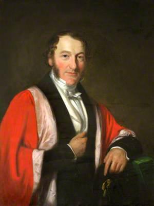 William Webster Fisher (1798–1874), Fellow (1834), Professor (1841–1874)