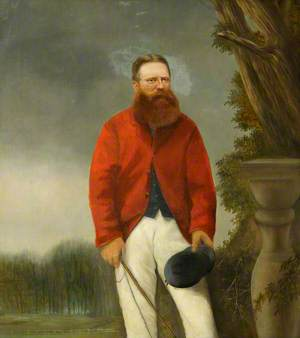 Dr John Perkins (1837–1901), Fellow (1861–1901), Tutor (1862–1888), Bursar (1872–1901)