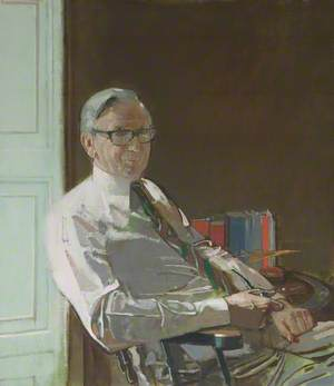 Sir Morien Morgan (1912–1978), Master of Downing College (1973)