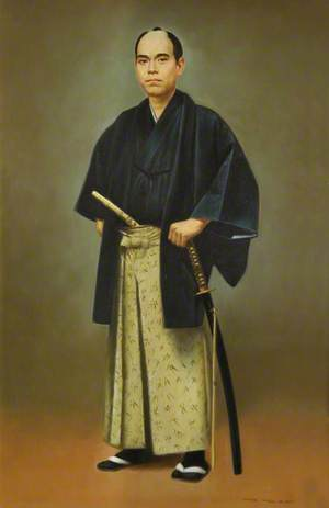 Fukuzawa Yukichi, Founder of Keio University, Japan