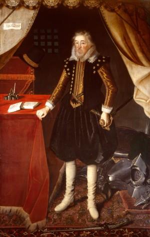 Sir Anthony Mildmay