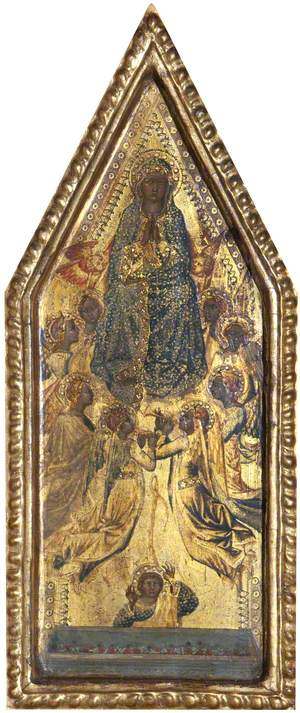 A Scene from the Life of the Virgin: The Assumption