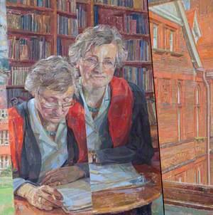 Professor Marilyn Strathern, FBA, Mistress of Girton