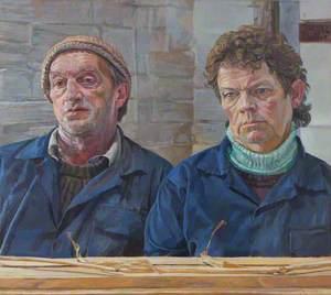 Robin and Lesley Monckton, Farmers