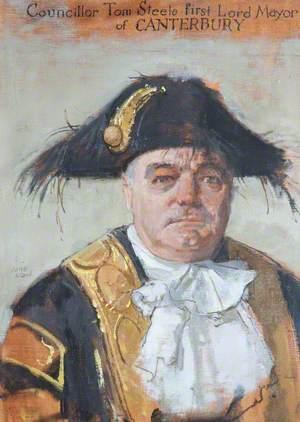 Tom Steele, Lord Mayor of Canterbury