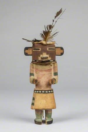 Zuni Kachina Figure