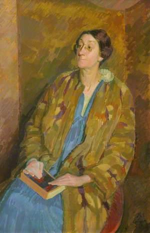 Joan Pernel Strachey, Principal (1923–1941)