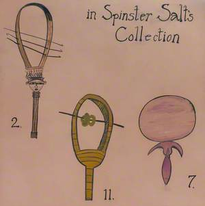 In Spinster Salt's Collection