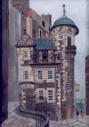 Lady Stair's House