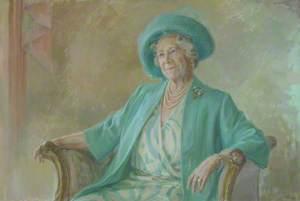 HM Queen Elizabeth, The Queen Mother (1900–2002), Queen Consort of George VI, Patroness