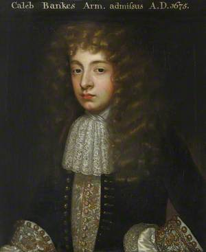 Caleb Banks (d.1696), Fellow-Commoner (1675)