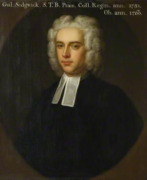 William Sedgwick (d.1760), Fellow (1723–1732), President (1732–1760)