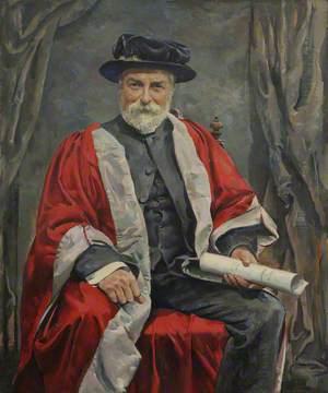 Claude Hermann Walter Johns (d.1920), Master (1909–1920)