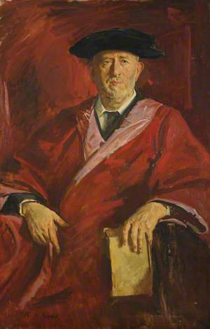 Sir Norman Moore (d.1922), Honorary Fellow (1909–1922)