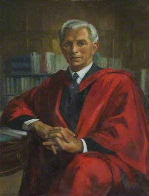 Edwin Rich (d.1979), Master (1957–1973)