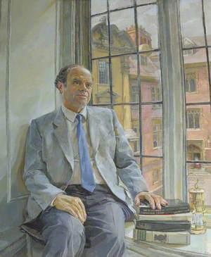Professor Barry Supple, Master (1984–1993)