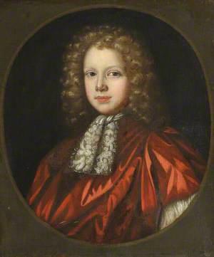 Sir Henry Bunbury (d.1733), MP, as a Boy
