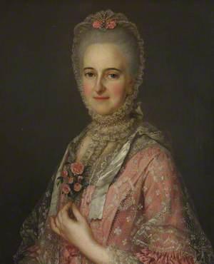 Jane, née Belchier, Wife of Richard Huddleston