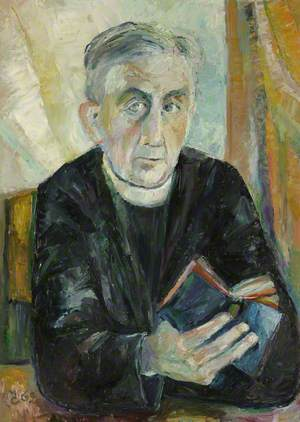 The Right Reverend Monsignor Raymond Corboy, MA, Eighth Master of St Edmund's College (1946–1964)
