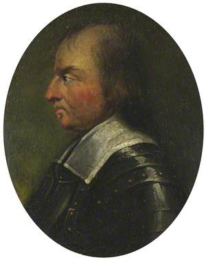 Oliver Cromwell (1599–1658), Alumnus of Sidney Sussex, Lord Protector of the Commonwealth of England, Scotland and Ireland (1653–1658)