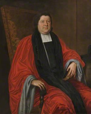 Bardsey Fisher (c.1657–1723), Master (1704–1723)