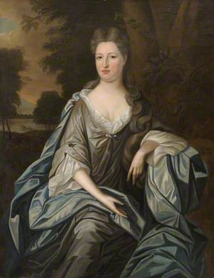 Elizabeth Flesher, Wife of Bardsey Fisher