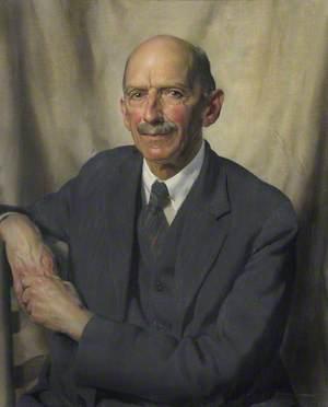 Charles Thompson Rees Wilson (1869–1959), Fellow, Nobel Prize Winner for Physics (1927)